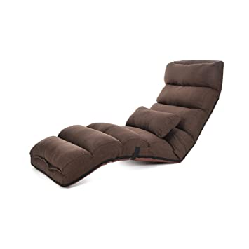 YANFEI Lazy Sofa Multi-Speed Adjustment Faltbare Single Stuhl ...