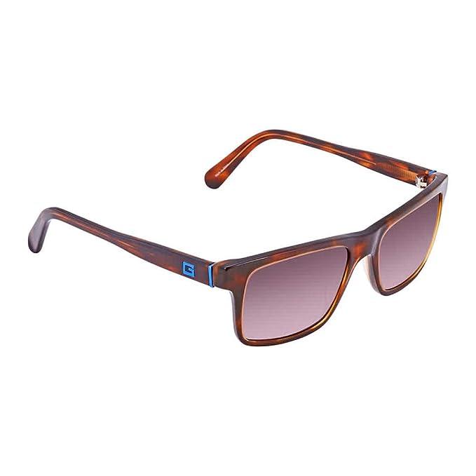 Amazon.com: anteojos de sol Guess GU 6886 GU 6886 62 F café ...