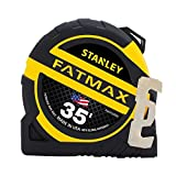 Stanley FMHT33509S FATMAX Premium Tape Measure, 35' x 1-1/4''