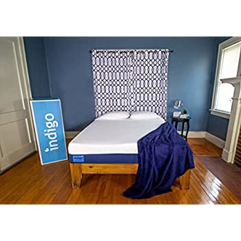 unique king bed frame queen indigo sleep classic king mattress supportive cool gel memory foam great for couples amazoncom