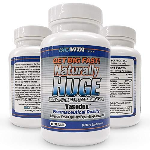 Naturally huge pill
