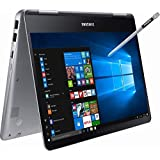 2018 Newest Flagship Samsung Notebook 9 Pro Business 13.3 FHD 2-in-1 Touchscreen Laptop/Tablet - Intel Quad-Core i7-8550U 8GB RAM 256GB SSD Backlit Keyboard WLAN HDMI Win 10 - Built in S Pen