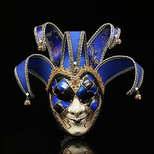 MSSJ Mujeres Chica Máscara de Fiesta Máscaras de Venecia Artículos ...