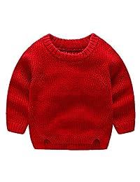 LittleSpring Little Boys' Sweater Winter Long Sleeve