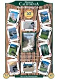 Discover California Playing Cards