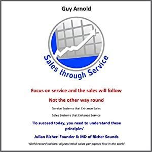 Sales through Service Audiobook