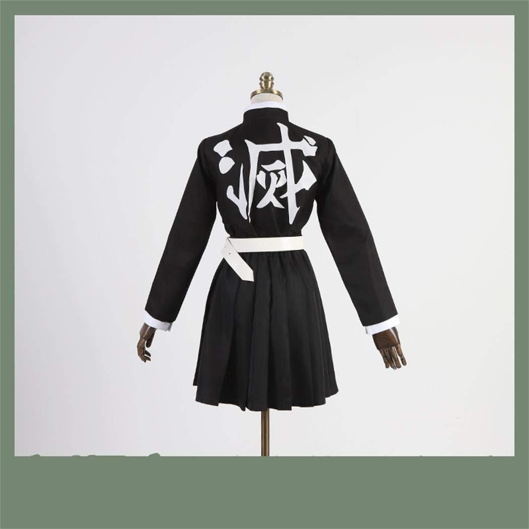 Demon Slayer Kimetsu no Yaiba Cosplay Tsuyuri Kanawo Cosplay Suit