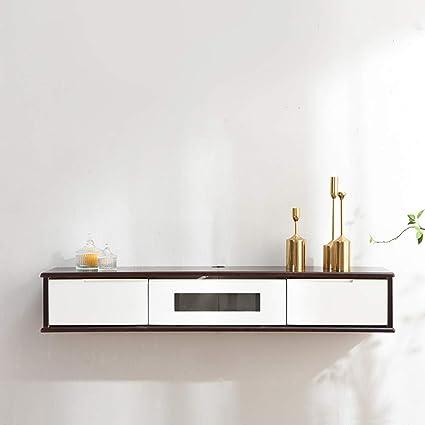 sxfyzcy meuble tv suspendu meuble tv
