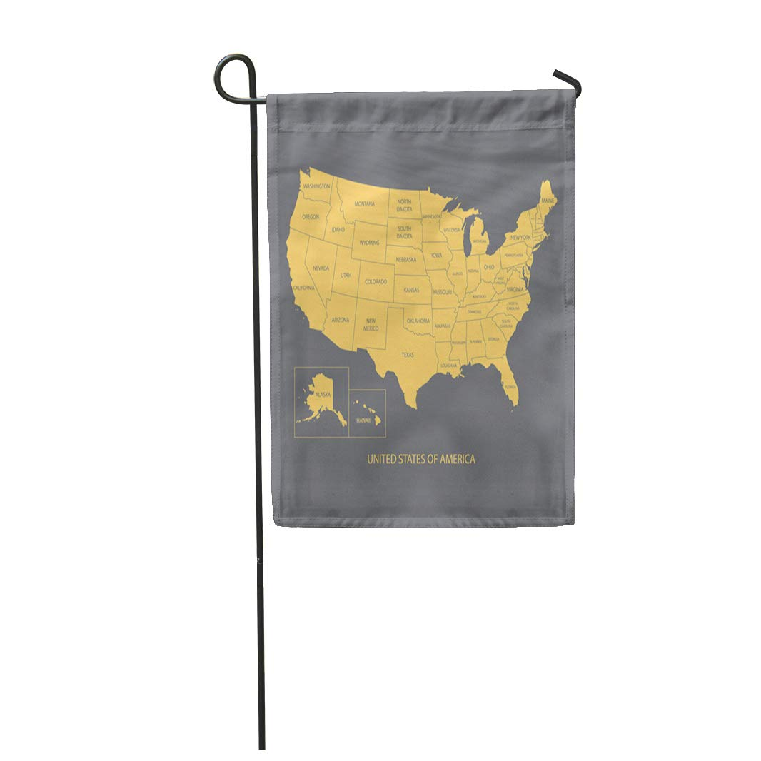 """12x18 12/""""x18/"""" France Sleeved w// Garden Stand Flag"""