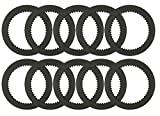 Alto 023722U10 Friction Clutch Plate (10 Pack) Made in The