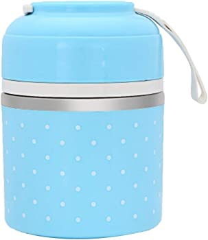 Makalar Stainless Steel Thermal Lunch Box