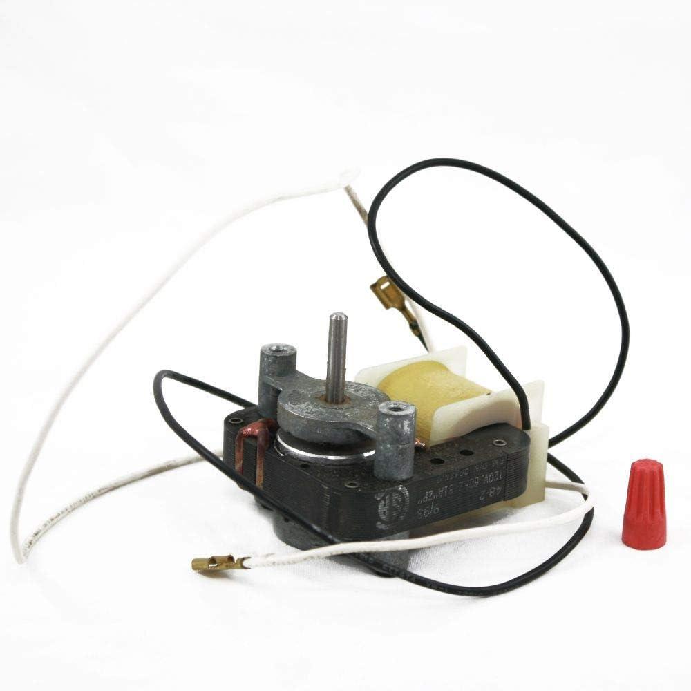 5300807389 Dishwasher Door Vent Blower Motor Assembly Genuine Original Equipment Manufacturer (OEM) Part