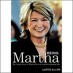 Being Martha Audiobook