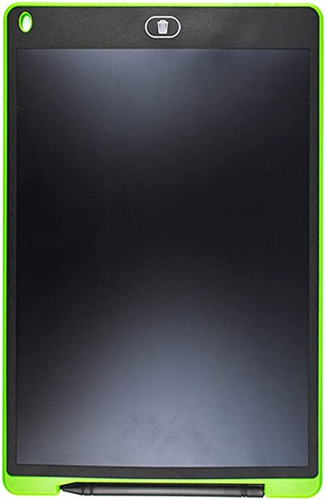 Color : Green, Size : 10 inches LCD Writing Tablet 8.5-inches Tablet LCD Panel Electronic Drawing Board Childrens Graffiti Board for Kids Home School Office Green