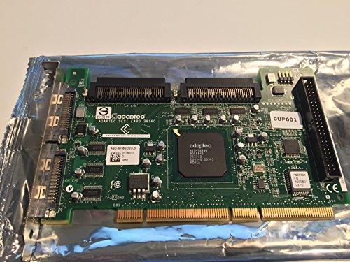 Adaptec 39160 64-Bit PCI Ultra160 LVD Server SCSI Controller Card - ASC-39160