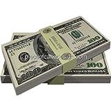 1/4 Sheet ~ Casino Hundred Dollar Bills Birthday ~ Edible Image Cake/Cupcake Topper!!!