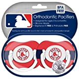 MLB Team Pacifiers, 2-Pack
