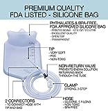 Non-Toxic Enema Bag Kit for Colon Cleasing - 2