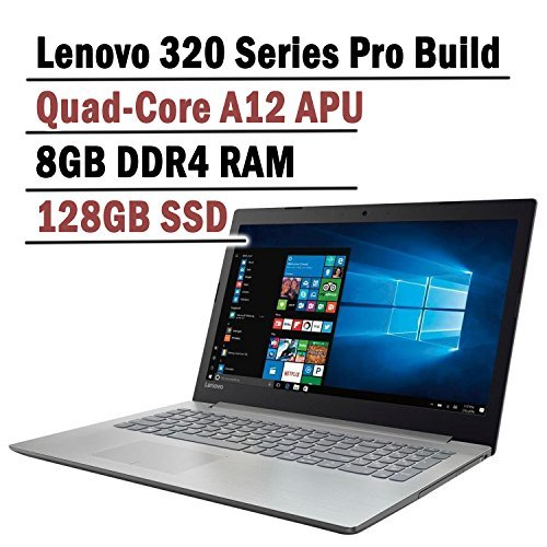 Lenovo 320 Pro Laptop Flagship Edition AMD Quad core AMD A12-9720P | 8G DDR4 | 128G BOOT SSD | Windows 10