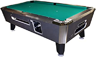 """product image for Valley Panther Pool Table - 101"""" - Black Cat Finish"""