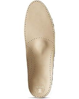 Bergal Exclusiv Fußbett - Komfort mit echtem Leder und Aktivkohle-Filter  Damen (Gr. 10e4ba871c