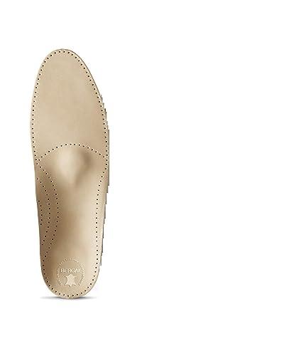 Bergal Exclusiv Fußbett - Komfort mit echtem Leder und Aktivkohle-Filter  Herren (Gr. 60c82aaa72