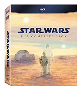 Star Wars: The Complete Saga (Episodes I-VI) [Blu-ray] from 20th Century Fox