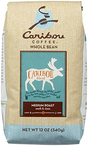 Caribou Coffee Whole Bean Blend