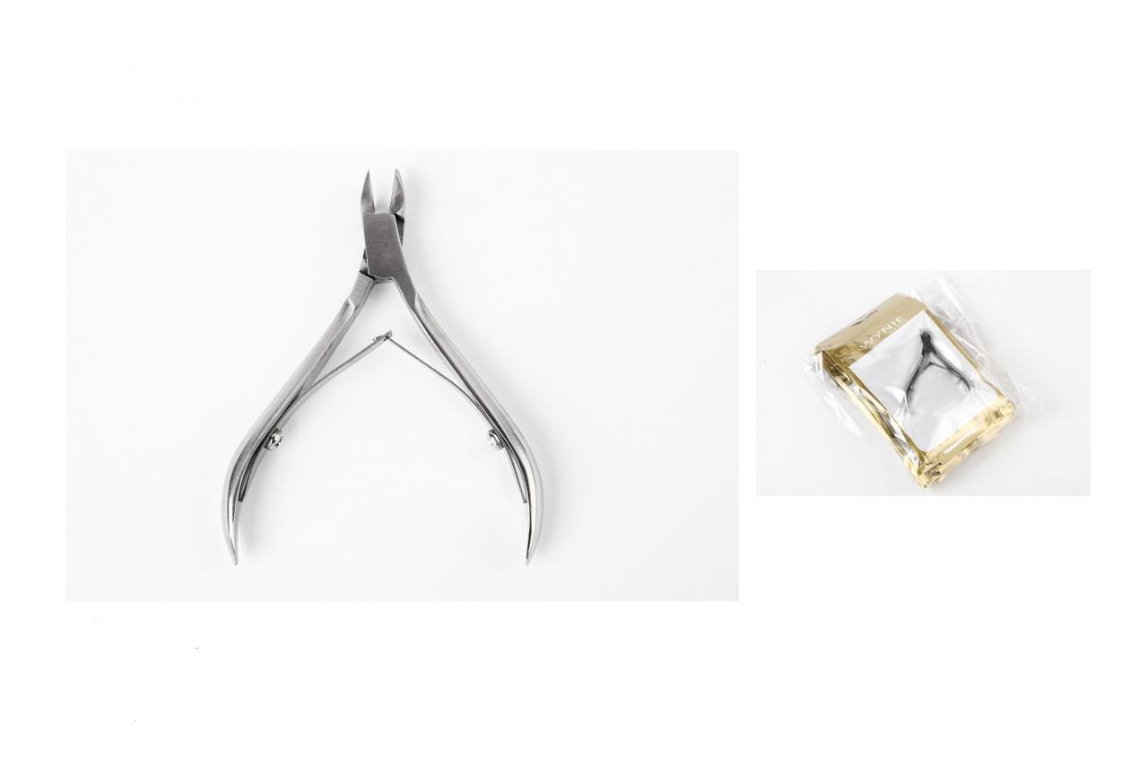 Alicates Pequeño profesional para corte uñas encarnadas manos pies Dal aliviar dolor rápido sin intervención quirúrgico garantía: Amazon.es: Belleza