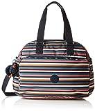 Kipling JULY BAG Gym Tote, 45 cm, 21 liters, Multicolour (Multi Stripes)