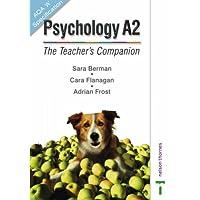 Psychology A2: The Teacher's Companion AQA A: Teachers' Companion CD-Rom AQA