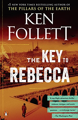 Book cover from The Key to Rebecca by Ken Follett