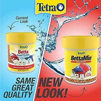 amazon com wardley premium betta fish food pellets 1 2 oz pet