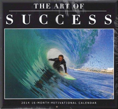 The Art of Success 2014 Motivational Wall Calendar
