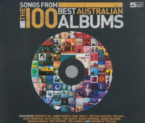 Various Artists - Songs from the 100 Best Australian Albums [5CD Box Set] (2010) [CD FLAC] Download