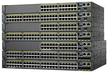 Cisco WS-C2960S-F48TS-S Catalyst 2960SF 48 FE 2 x SFP