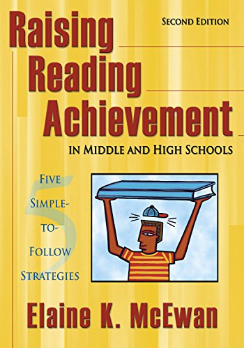 Raising Reading Achievement in Middle and High Schools: Five Simple-to-Follow Strategies Pdf