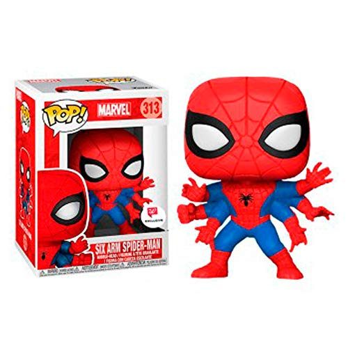 Funko POP Six Arm Spider-Man Exclusive