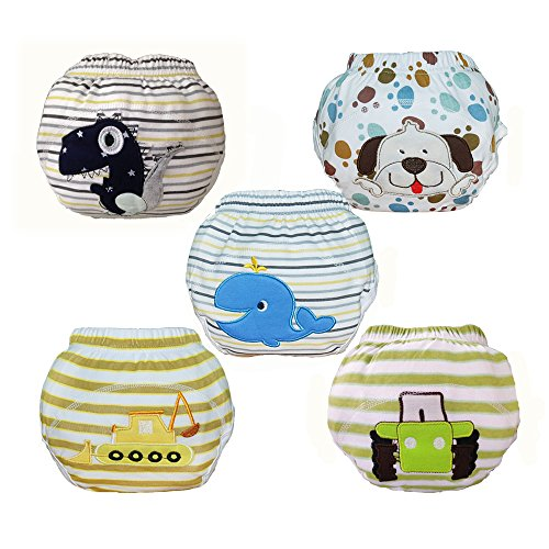 Babyfriend New Cute 100% Cotton Boy's Reusable Toilet Pot...