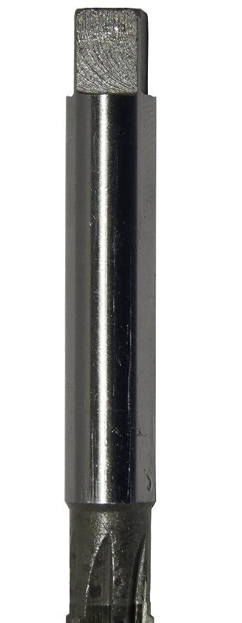 Drill America 1-7//32 High Speed Steel Taper Shank Machine Expansion Reamer DWR Series