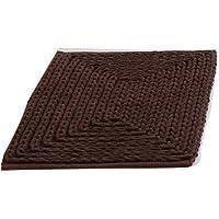 Victoria Classics BON-RUG-2030-EL-CH Barron Poly/Cotton Chenille Rug 20 x 30, Chocolate