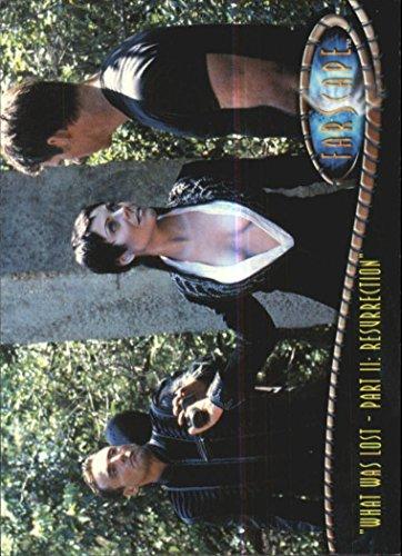 Resurrection Part (2003 Farscape Season Four #226 What Was Lost Part 2: Resurrection - NM-MT)