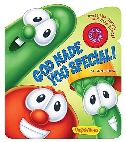 """""DOC"""" God Made You Special!: A VeggieTales Book (VeggieTales (Candy Cane Press)). provide Basilica property talking conocido station"