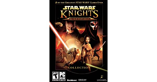 Amazon com: Star Wars Knights of the Old Republic Collection
