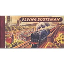 Flying Scotsman - 'Booklet Detailing the Flying Scotsman's 524 mile journey from King's Cross to Aberdeen'
