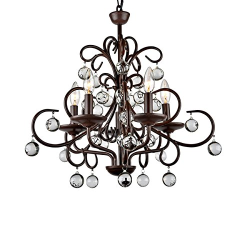 Modern amber crystal chandelier pendant pendant us343 for Contemporary chandeliers amazon