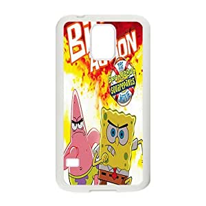 Personal Customization SpongeBob Case Cover For samsung galaxy S5 Case
