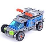 Kazi Building Block Red Alert 3 Multigunner IFV USA 81011 152pcs Compatible with Sluban