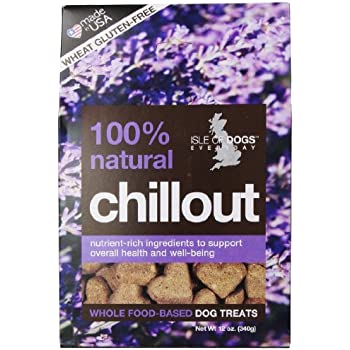 Amazon.com : Isle Of Dogs 100% Natural Chillout Dog Treats