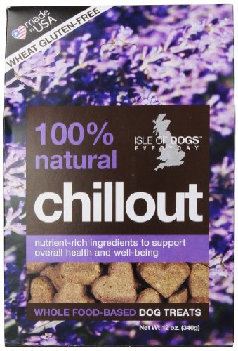 Isle Dogs Natural Chillout Treats product image
